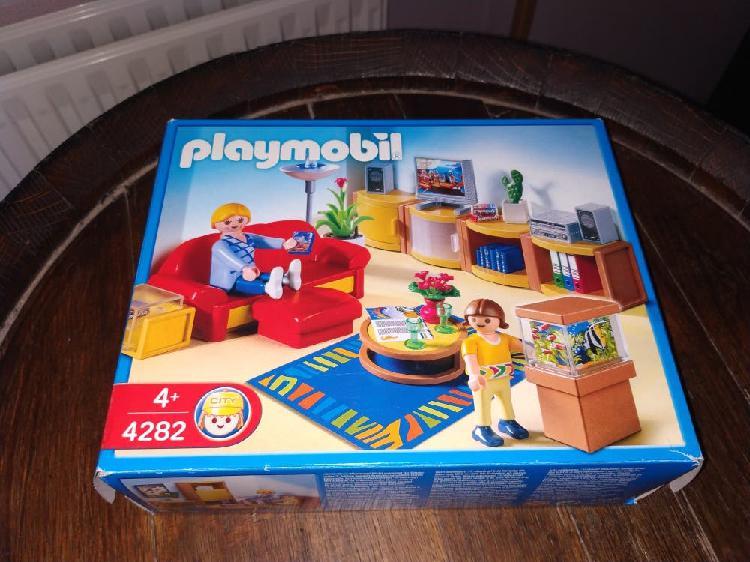Salón comedor playmobil