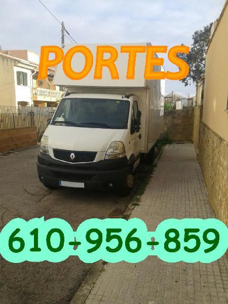 Transportes y Portes Express Desde 25€/h