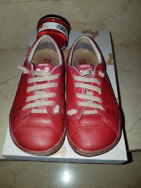 Zapatos piel camper niño/ niña t.29