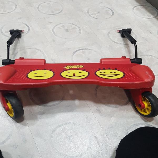 Patin patinete carro universal lascal buggy board