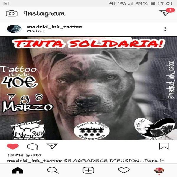 tattoos solidarios