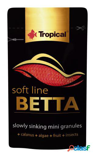 Tropical 67761 soft line betta 5 grs 50 gr