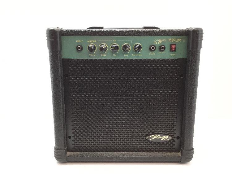 34 % amplificador guitarra stagg 40 ba