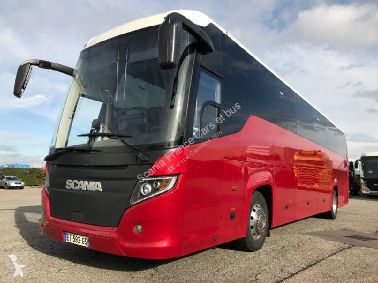 Autocar Scania de turismo TOURING Diesel Euro 6 usado