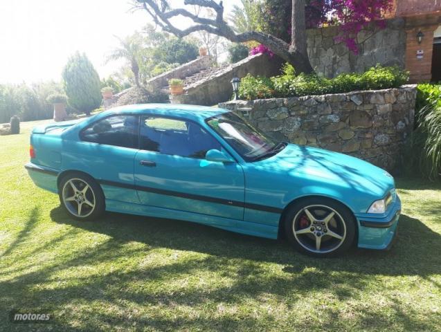 Bmw m3 m3 coupe 3.0 286cv de 1993 con 173.000 km por 20.000