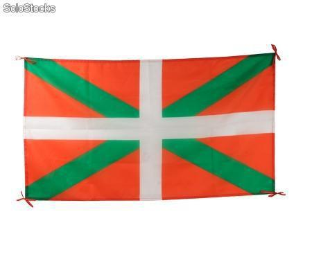 Bandera fiesta euskadi