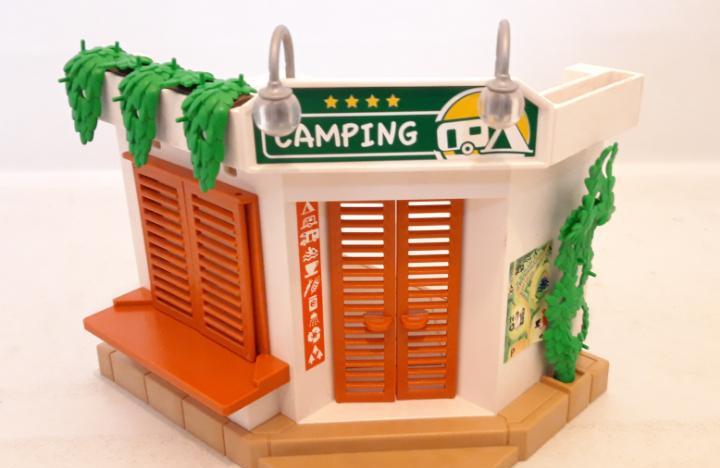 Bar camping playmobil