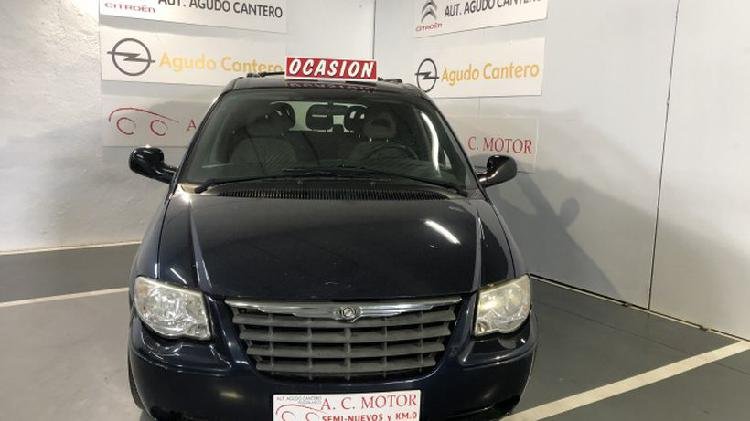 Chrysler voyager 2.5crd edition