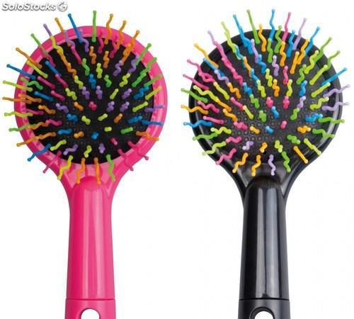 """Cepillo con espejo """"Colours"""""""