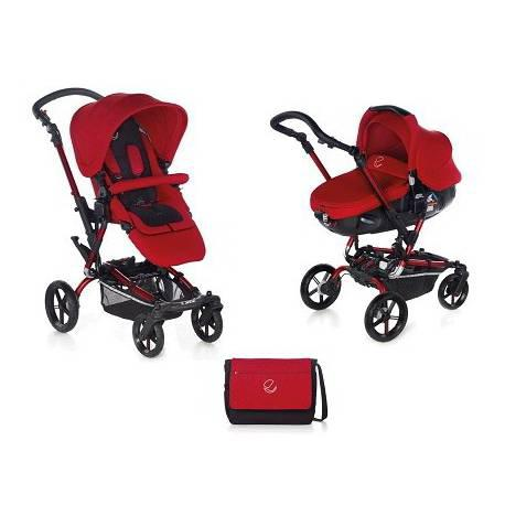 Coche Bebe Epic Matrix Light 2 Red de Jané