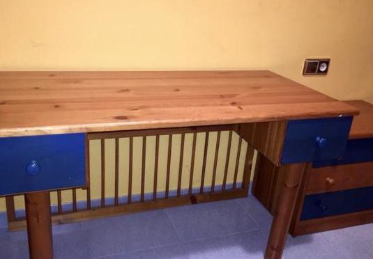 Conjunto de muebles dormitorio