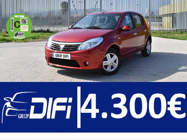 Dacia Sandero 2009 gasolina 80cv