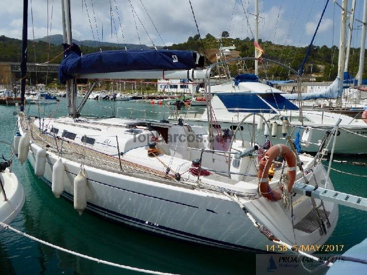 Dufour yachts 40 e performance- 2 cabinas