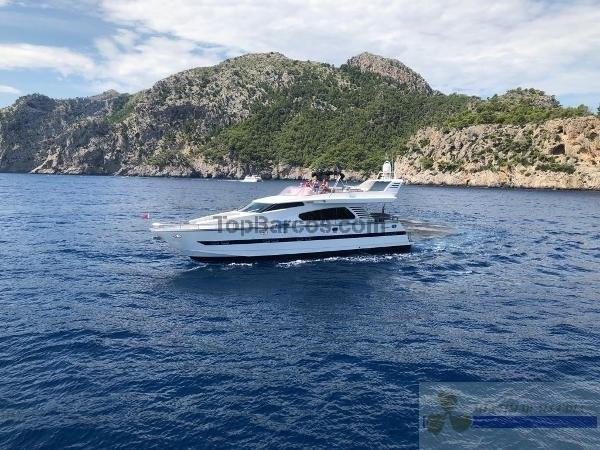 Elegance yacht 65