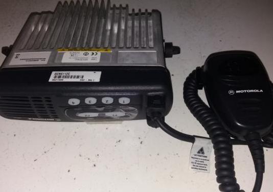 Emisora motorola gm-340 vhf