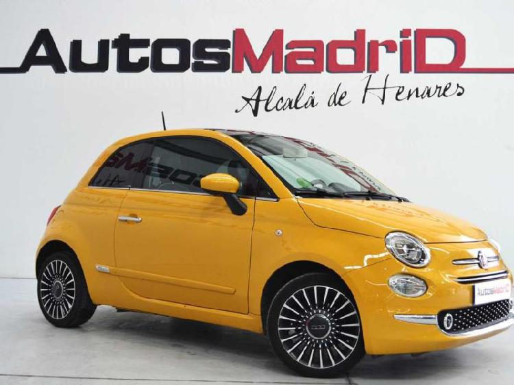 Fiat 500 2016 gasolina 69cv