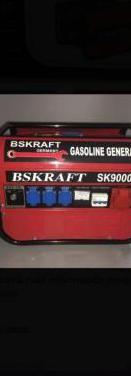 Generador de luz 9000 wattios gasolina