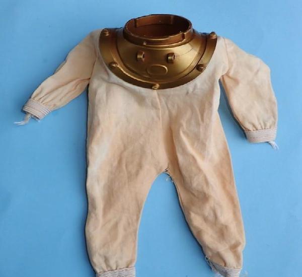 Geyperman buzo. traje y escafandra (sin casco) ¡¡¡ 100%