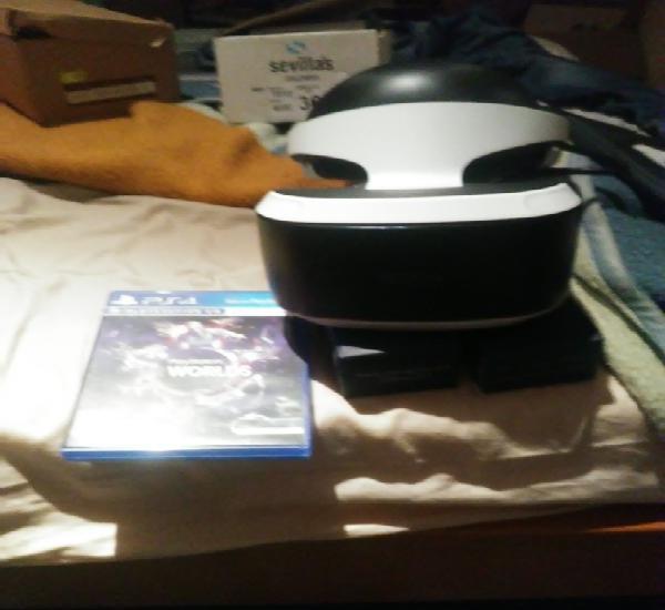 Gafas realidad virtual +1 juego