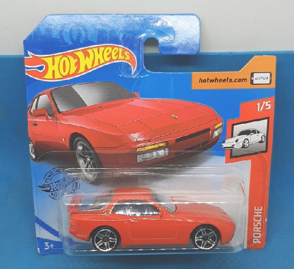 Hot wheels - porsche 944 turbo '89