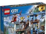 Lego city police - montaña 60174
