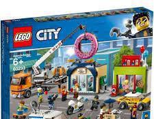 Lego city town - inauguración de la tienda 60233