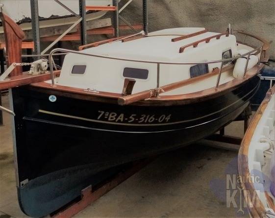 Menorquin yachts 36