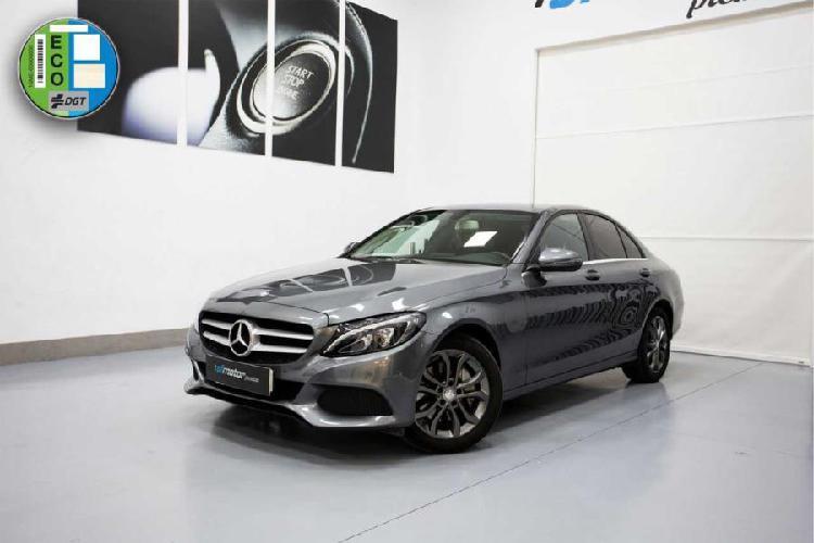 Mercedes-Benz Clase C 2016 231cv