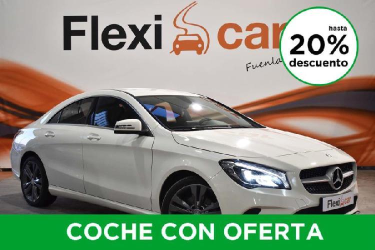 Mercedes-Benz Clase CLA 2017 diesel 136cv