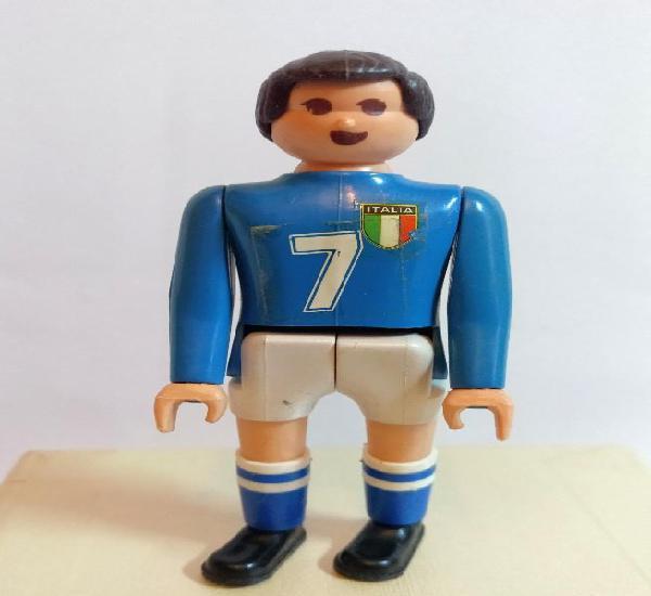 Muñecos airgam boys nº2 jugador futbol italia