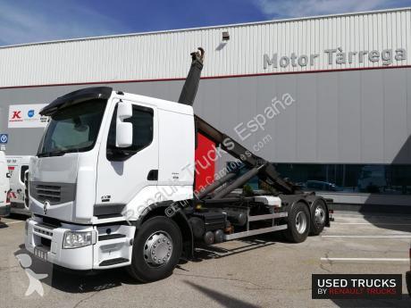 Otro camión remolque Renault Premium Diesel Euro 5 usado
