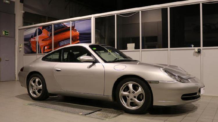 Porsche 911 996 carrera coupé manual *motor nuevo con