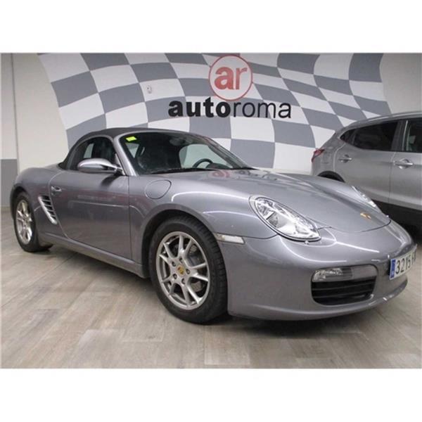 Porsche Boxster 2007 gasolina 245cv