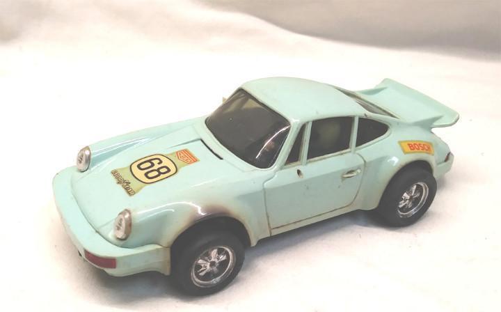 Porsche carrera j fernandez ref c 32 de exin scalextric