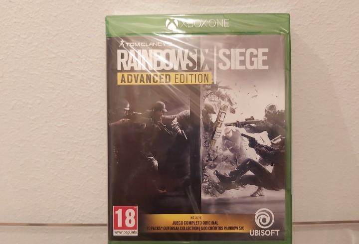 Rainbow six, siege (advanced edition) - videojuego xbox one