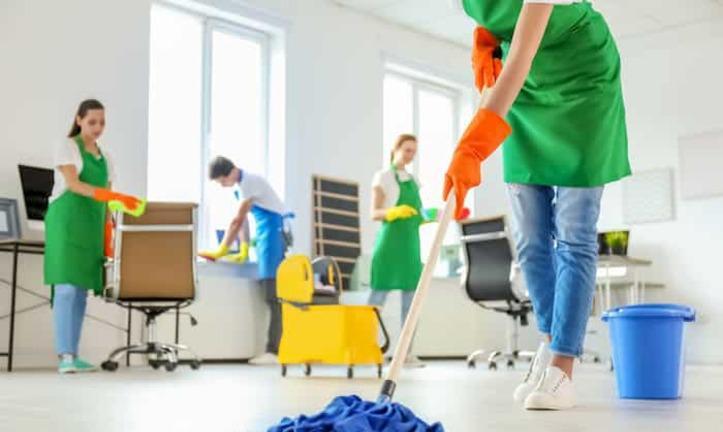Se necesita personal de limpieza para casino en madrid