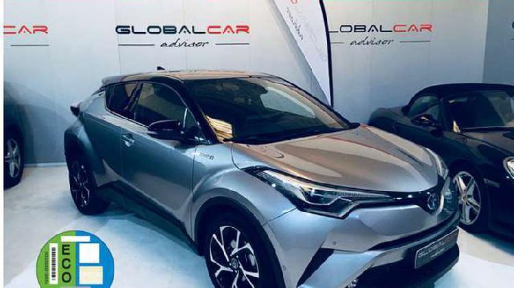 Toyota c-hr dynamic plus. transferencia y garantia 12 meses