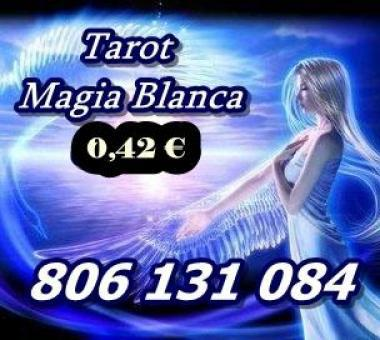 Tarot barato fiable 0,42€ videncia magia blanca 806 131