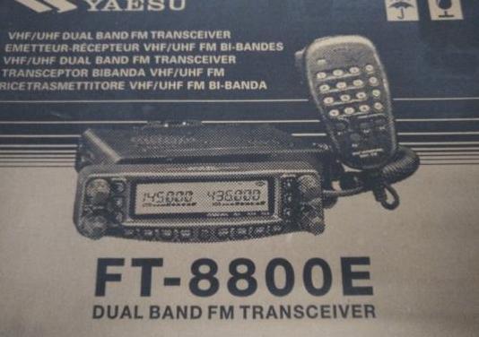 YAESU FT-8800E