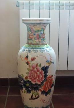 Jarrón chino