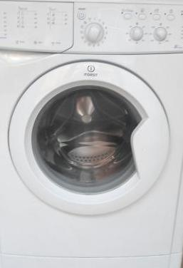 Lavadora indesit 1000rpm clase a