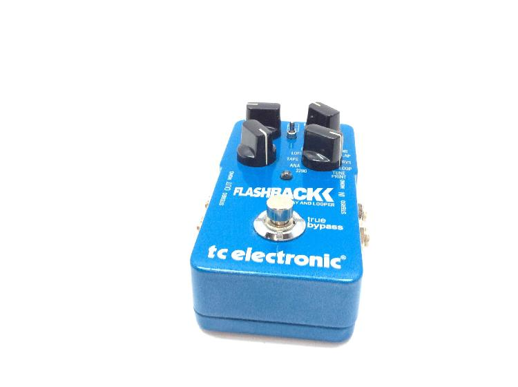 Pedal efectos otros tc electronic flashback 2 delay and