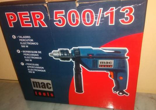 Taladro percutor eléctrico 500 w
