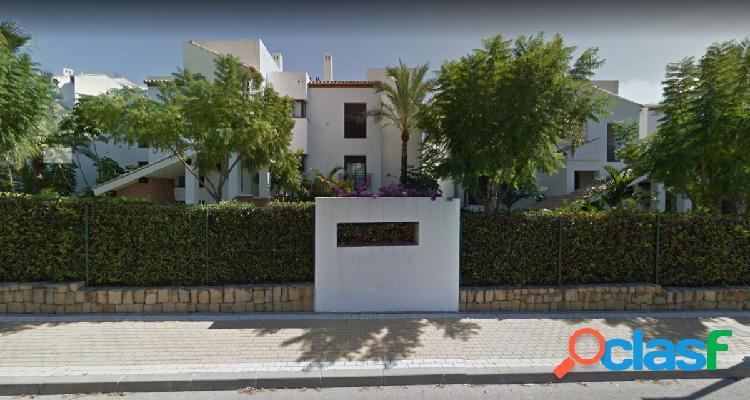 Oportunidad bancaria piso 2 habitaciones 2 baños, urb. palms garden - estepona