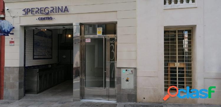 Oportunidad bancaria local comercial en cl madre de dios - málaga centro