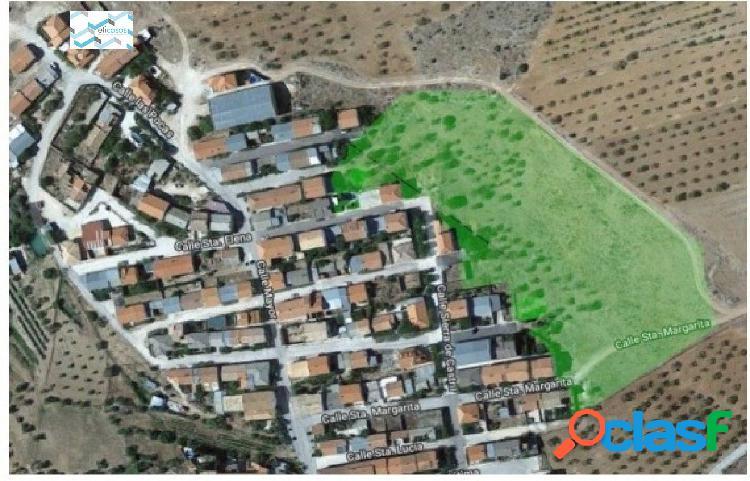 Gran solar urbano en Castril. Oportunidad para inversores