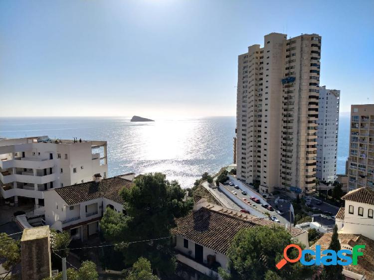 Apartamento con vistas al mar benidorm