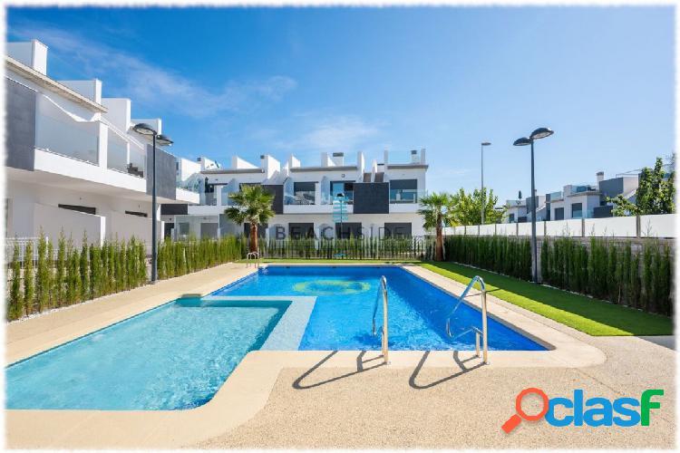 Apartamentos en residencial privado a tan solo 1km del mar