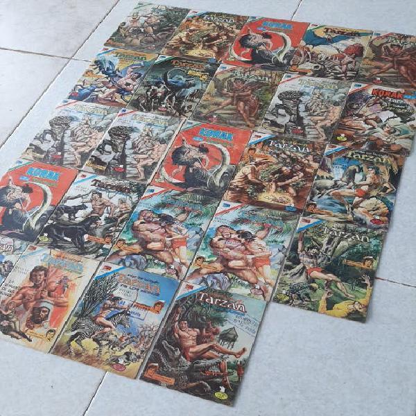 24 cómics
