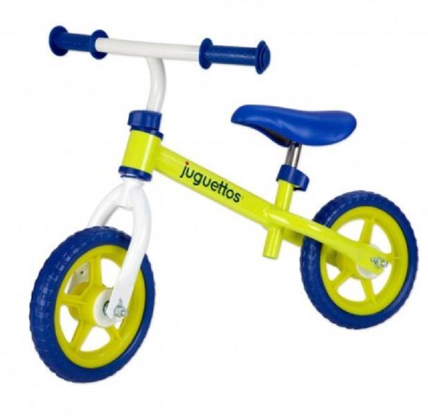 Bici sin pedales de juguettos